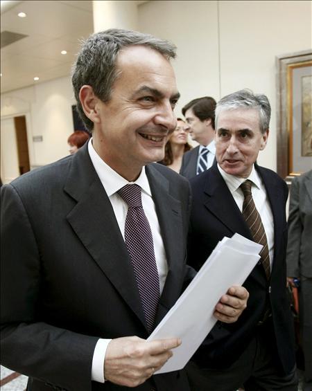 Zapatero llega a Afganistán para visitar a las tropas españolas