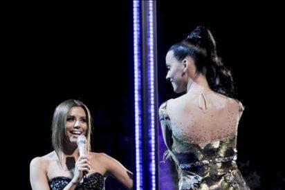 Lady Gaga se corona en Madrid reina de los premios europeos MTV