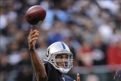 23-20. Campbell consigue un valioso triunfo para los Raiders