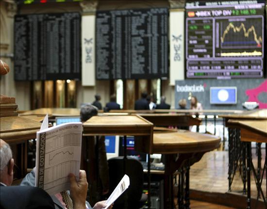 La bolsa española baja el 1,31% y pierde los 10.300 puntos