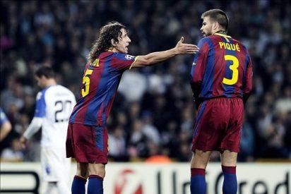 El Barça no presentará alegaciones al acta arbitral, tras la expulsión Piqué