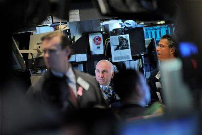 El Dow Jones de Industriales baja el 0,39 por ciento hacia la media sesión