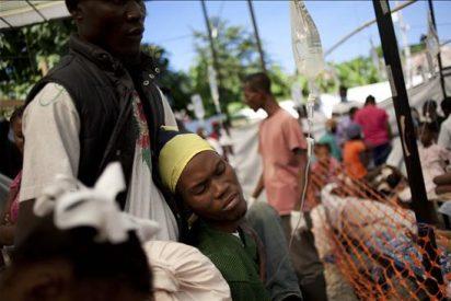 Se eleva a 544 el número de muertos por la epidemia de cólera en Haití