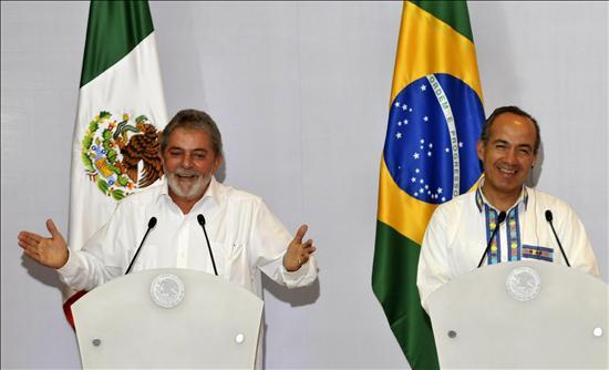Brasil y México abren las negociaciones para un acuerdo de integración económica