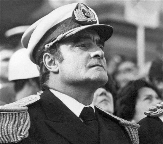 Falleció Emilio Massera, uno de los símbolos de la dictadura argentina