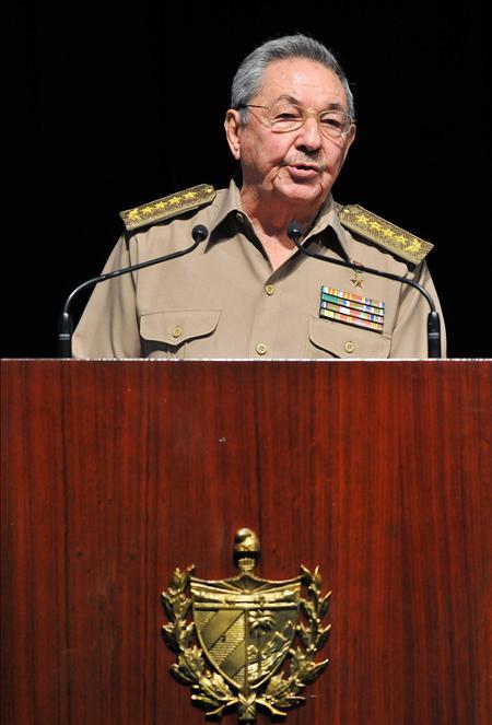 Raúl Castro anuncia el VI Congreso del Partido Comunista para abril de 2011