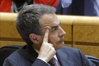 Zapatero preside el Consejo Territorial del PSOE que verá políticas de empleo