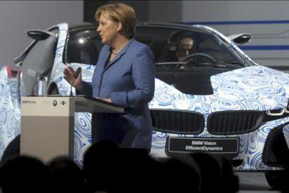 Merkel advierte de que el proteccionismo es el mayor peligro para la recuperación
