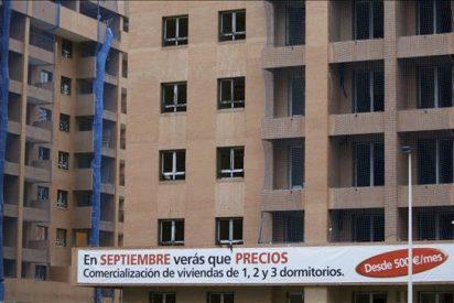 El precio de la vivienda en España cayó el 4,6% en octubre, según la sociedad de tasación Tinsa