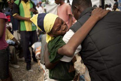 """Haití declara un """"problema de seguridad nacional"""" el cólera, con 583 muertos"""