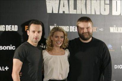 """AMC encarga una segunda temporada de """"The Walking Dead"""""""