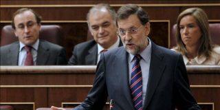 Rajoy le pide a Zapatero que sea valiente y no congele las pensiones en 2011