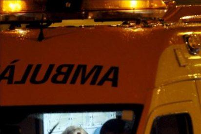 Un camionero muerto y varios militares heridos en un accidente en Manzanares
