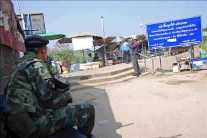 La frontera en Mae Sot recobra la normalidad tras la marcha de los refugiados birmanos
