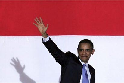 Obama llega a Seúl para participar en la cumbre del G20