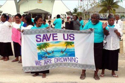 Kiribati asume que tendrá que reubicar a su población por el cambio climático