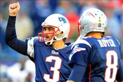 Los Patriots pierden a Gostkowski y firman a Graham