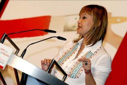 Leire Pajín asegura que las prestaciones por dependencia se están garantizando