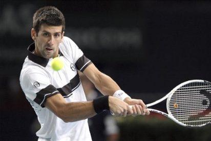 Djokovic se estrena en Bercy con victoria ante Monáco y ya está en octavos
