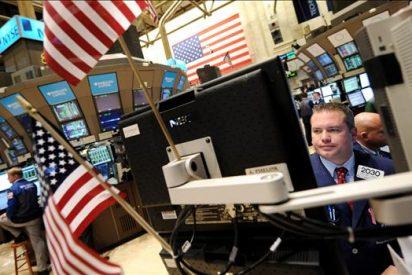 Wall Street baja el 0,16 ppr ciento pese a la disminución del déficit comercial de EE.UU.