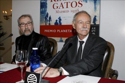 Los galardonados con el Planeta 2010 se presentan en sociedad