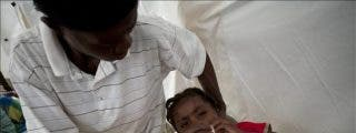 Se incrementan a 643 los fallecidos por cólera en Haití