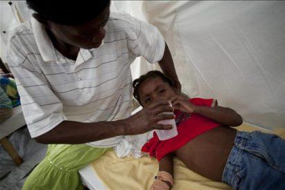 El cólera continúa su propagación por Haití, que ya cuenta con 643 muertos