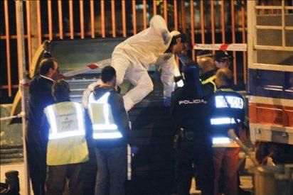 El cadáver hallado en Leganés (Madrid) tenía un corte en el cuello tapado con un trapo