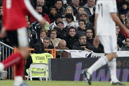 5-1. El Real Madrid golea con Mourinho en la grada