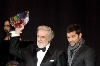Plácido Domingo asegura que el Premio Persona del Año 2010 le ha llegado al corazón