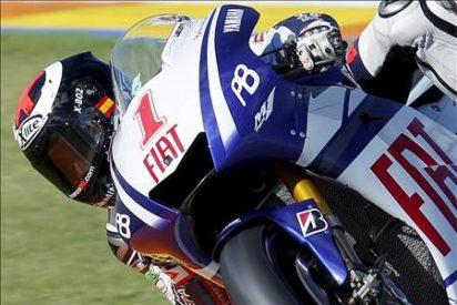 Lorenzo llevará el dorsal número uno en su moto