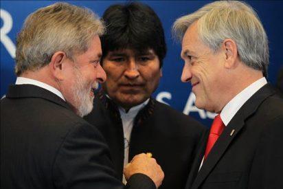Cancelada la cita Lula-Piñera-Morales para inaugurar una carretera interoceánica