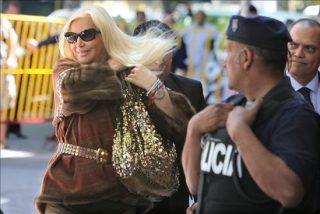 Susana Giménez declara ante la Justicia uruguaya por un caso de cheques falsificados