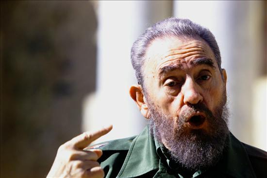 "Fidel Castro define la cumbre del G-20 como una ""colosal olla de grillos"""