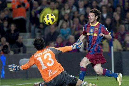 3-1. Messi volvió al rescate en un partido sublime de Barcelona y Villarreal