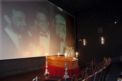 Luis García Berlanga será enterrado hoy a primera hora de la tarde