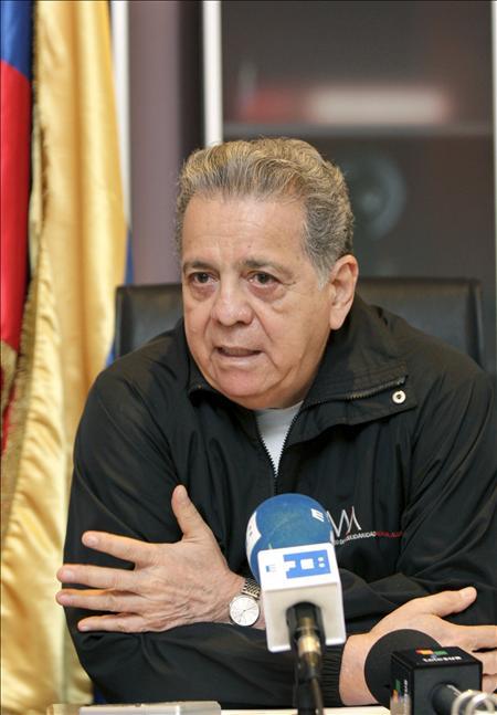 El embajador de Venezuela en España será relevado