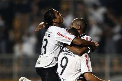 El Corinthians recupera el liderato a tres jornadas del final de la Liga de Brasil