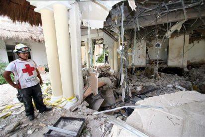 Suben a 7 los muertos por la explosión en un hotel del Caribe mexicano