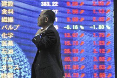 El Nikkei subió 73,25 puntos, un 0,75 por ciento, hasta 9.798,06 puntos