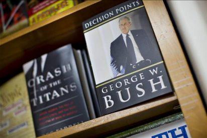Bush inauguró la feria del libro de Miami con una charla sobre sus memorias