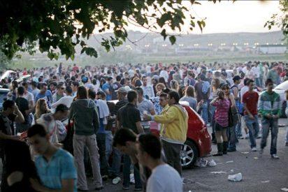Fiestas ilegales en todo Europa son potenciales focos de rebrote del coronavirus