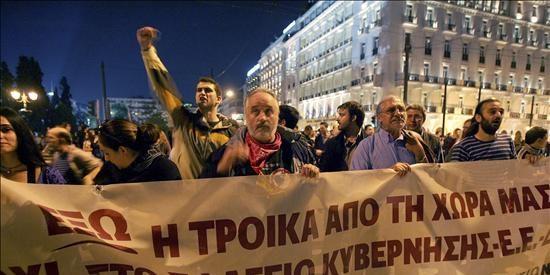 Papandréu descarta la reestructuración de la deuda griega
