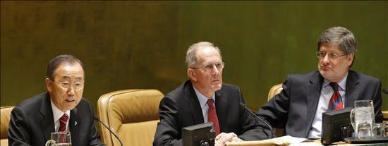 La Asamblea General de la ONU rinde un homenaje a la figura de Néstor Kirchner