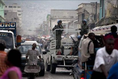 Dos muertos y al menos 25 heridos en protestas contra la misión de ONU en Haití
