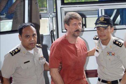 "Tailandia autoriza extraditar a EEUU al ""Mercader de la Muerte"""