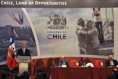"Piñera reiteró el principio ""una sola China"" e invitó a Hu a visitar Chile"