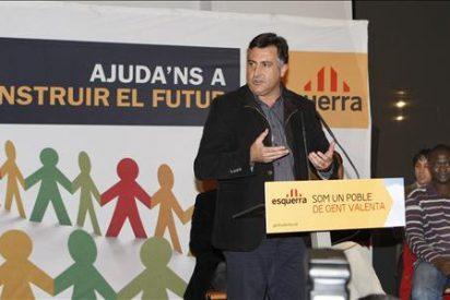 Puigcercós denuncia un pacto Madrid-Sevilla-Bilbao que perjudica a Cataluña