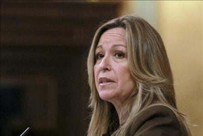 """Jiménez afirma que ella no hace política en función del """"coste electoral"""""""