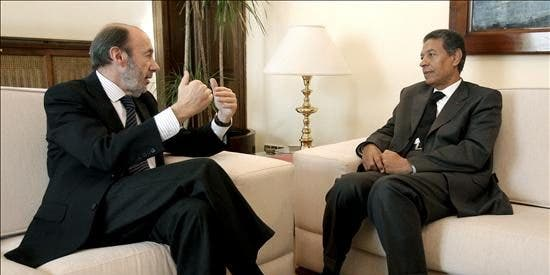 El ministro marroquí de Interior defiende la actuación en El Aaiún y dice que el español murió en accidente